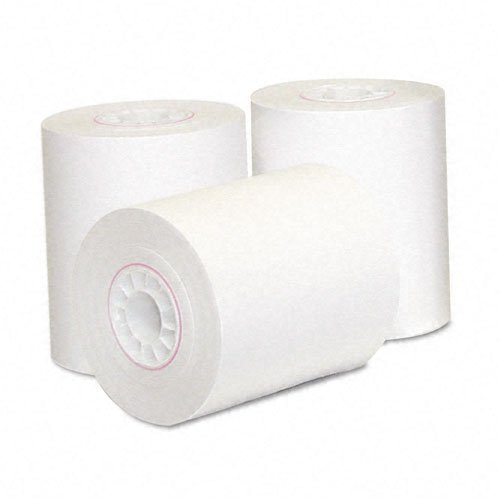 """Thermal Receipt Paper 2 1/4"""" x 85' Paper Tray Pack"""