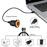 Bresuve USB Rechargeable Bicycle Tail