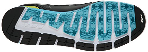 887537904335 - Fox Men's Motion Concept Cross-Training Shoe, Black/Blue, 11 M US carousel main 2