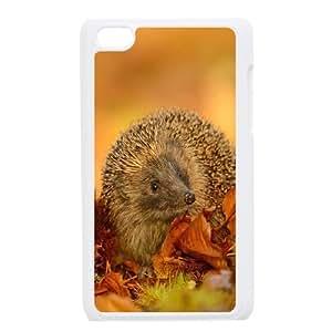 Hedgehog Unique Design Case for Ipod Touch 4, New Fashion Hedgehog Case