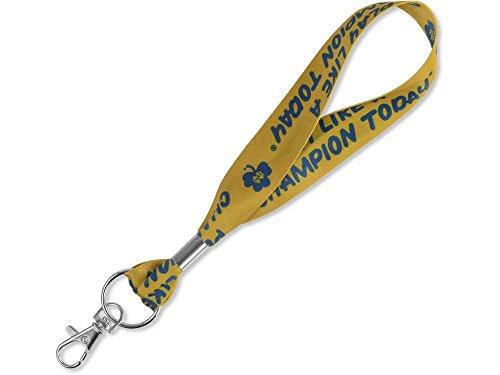 Buy notre dame lanyard key strap