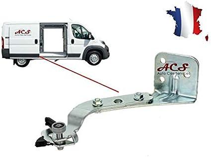 Guías de puerta corredera lateral Boxer Jumper Ducato 1344239080: Amazon.es: Coche y moto
