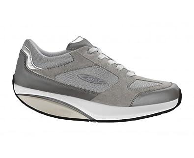 b2294ea42aad9b MBT Shoes Moja Lux Grey Size  8  Amazon.co.uk  Shoes   Bags