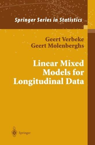 Linear Mixed Models for Longitudinal Data (Springer Series in Statistics)