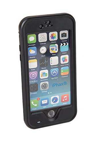 iPhax Waterproof Shockproof Snowproof Dirtproof Durable Full Sealed Protection Case Cover for iPhone 6 PLUS - Camo Case Ipod Lifeproof 4