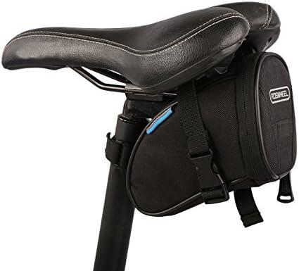 1L para bicicleta bolsa para sillín de bicicleta de bolsillo ...