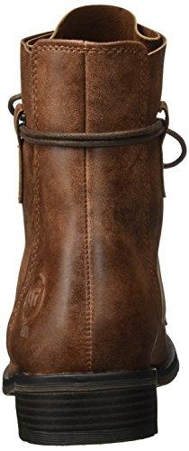 Marco Tozzi 25110, Botas Chukka para Mujer Marrón (Cognac Antic)