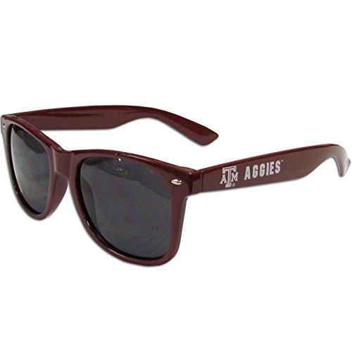 NCAA Texas A&M Aggies Beach Farer Sunglasses, Red