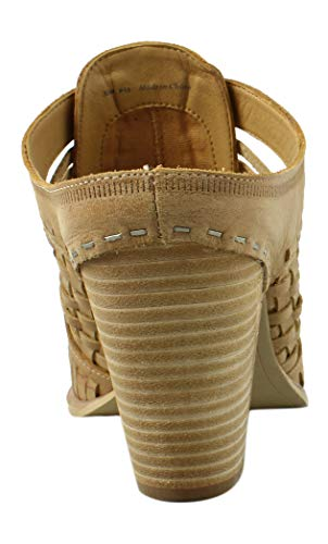 Vita Camel Heeley Dolce Leather Women's w171d6qg