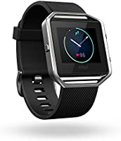 Fitbit Blaze Smart Fitness Watch, Orologio con touchscreen, GPS e Battito Cardiaco