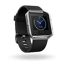 Fitbit FB502SBKXL-Can Blaze Smart Fitness Watch, Black X-Large