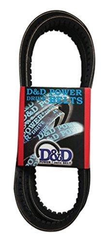 55.27 Length D/&D PowerDrive 2202796 Chrysler Replacement Belt 17 1 -Band Rubber 55.27 Length OffRoad Belts