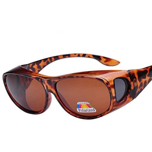 UV400 Over 1 Prescription Glasses 2 Around Wrap Sunglasses Sunglasses Over  Polarised BY5qwPn