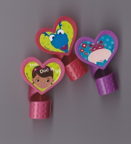 Doc McStuffins Cupcake Rings-12 Ct. by Bakery Crafts [Toys & Games]]()
