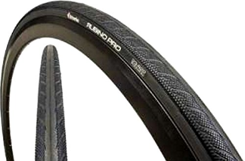 (Vittoria Rubino Pro III Full Black Tire( 700 x 23 ) 23-622 Euro size)