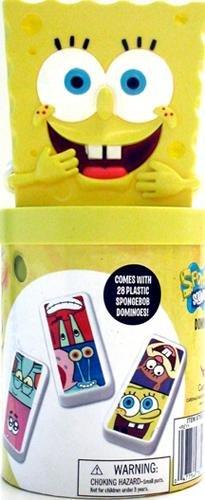 (SpongeBob SquarePants Dominoes)