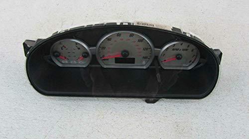 Morad Parts 04 Saturn ION Speedometer Quad Coupe 2.0 2.0L Red Line Redline LSJ MPH 22729839