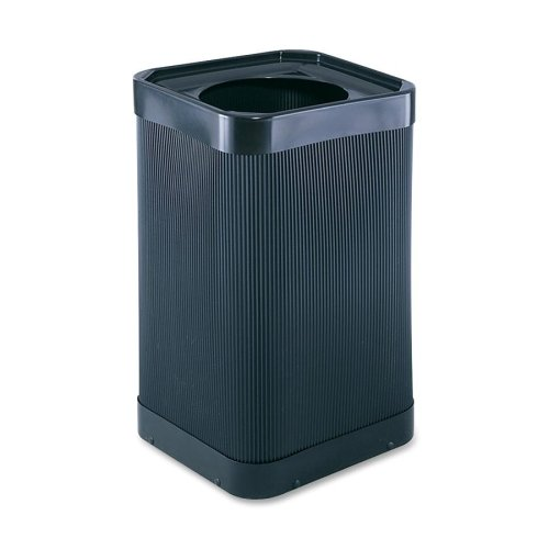 SAF9790BL - Safco At-Your-Disposal Receptacle by Safco