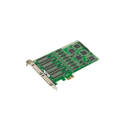 Moxa CP-116E-A w/o Cable Serial Card, 16 Port PCIe Board, w/o Cable, RS-232/422/485, w/Surge