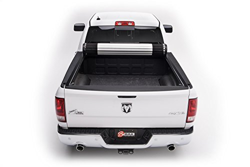 BAK Industries Revolver X2 Hard Roll-up Truck Bed Cover 39213 2009-18 Dodge Ram W/O Ram Box 6' 4'