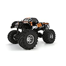 Hobbico HPI Racing 106173 Wheely King 2.4 GHz 4 x 4 RTR Vehicle, 1/12 Scale
