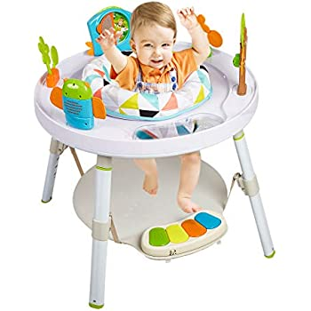 11b6b872fb7c Amazon.com   Bright Starts 3-in-1 Around We Go-Activity Station ...