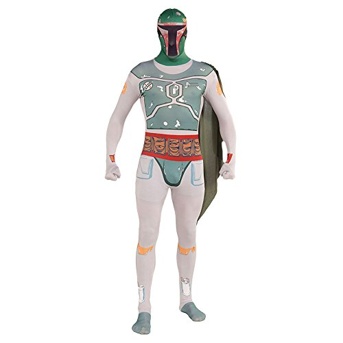 Rubies 2nd Skin Star Wars Boba Fett Costume - Medium -