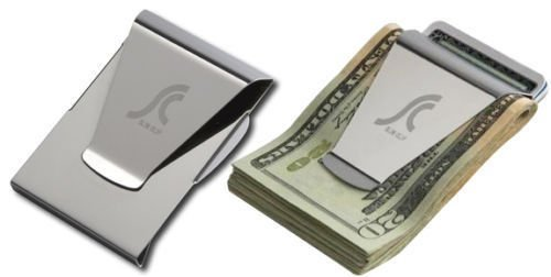 slim-clip-double-sided-money-clip-credit-card-holder-wallet-new-stainless-steel