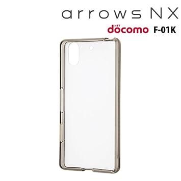 6e674d07e6 Amazon | レイ・アウト arrows NX (F-01K)用 ハイブリッドケース ...