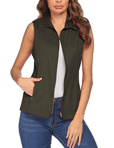 Vest Jackets for Women, Dealwell Lightweight