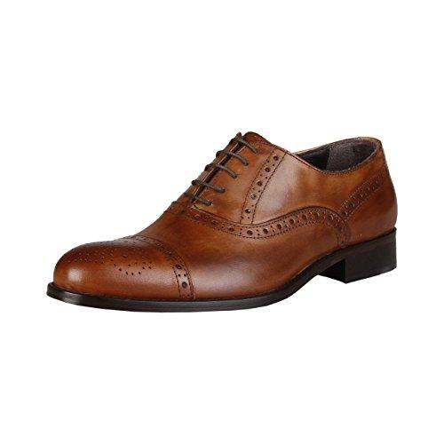 Made in Italia - UMBERTO Brogue Zapatos De Cordones Para Hombre