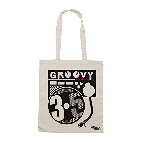 Borsa Groovy Dj - Panna - Famosi by Mush Dress Your Style