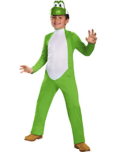 Yoshi Deluxe Costume, Large (10-12)]()