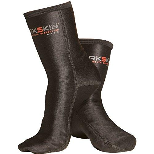 (Sharkskin Chillproof Socks Thermal Layer for Scuba Diving, Snorkeling, Etc (2X-Large (Men's 12-13)))