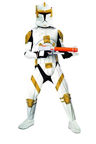 Star Wars Deluxe Commander Cody Mens Costume -