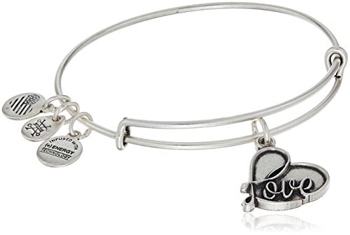 Alex and Ani Love IV Charm Bracelet by Alex and Ani