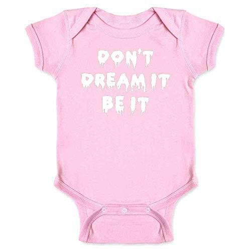 Don't Dream It Be It Halloween Pink 18M
