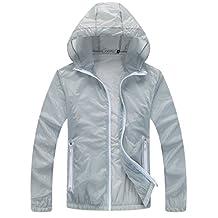 Panegy Outdoor Lightweight Dri-fit Skin Jacket Quick-dry Sun Protect Windbreaker for Men & Women