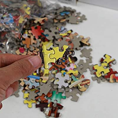 LODDD Animal Scenery Jigsaw Puzzle Adults Childs Leisure Puzzle Game Interesting Toys Home 1000 Piece Difficult Comics Puzzles: Everything Else