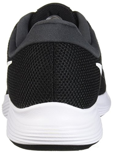 Nike Men's Revolution 4 Running Shoe, Black/White-Anthracite, 8 Regular US by Nike (Image #2)