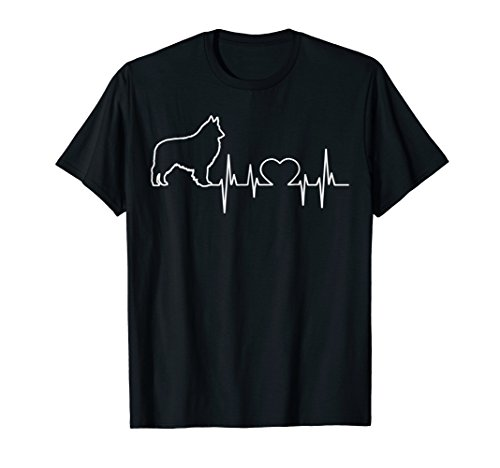 Belgian Tervuren Dad & Mom T-Shirt Gift