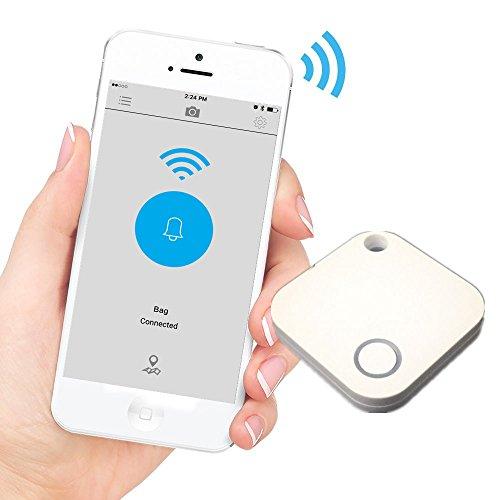 Key Finder, Wristel Smart Finder Bluetooth Locator Tracker Smart Anti Lost Phone Locator Key Finder and Wallet Tracker for iOS and Andrid Phone