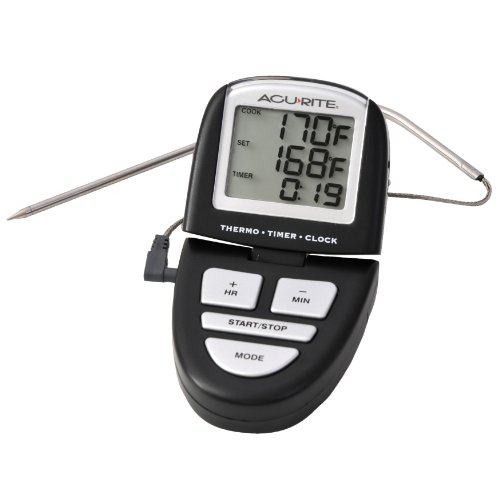 AcuRite 0648SB Digital Grill Thermometer