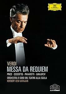 Verdi - Requiem / Price, Pavarotti, Cossotto, Ghiaurov, von Karajan, Teatro alla Scala