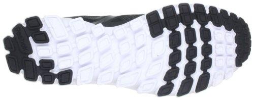 Reebok REALFLEX SPEED - Zapatillas de correr de material sintético hombre gris - Grau (GRAVEL/BLACK/WHITE)