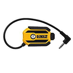 DEWALT DCR002 Bluetooth Radio Adaptor