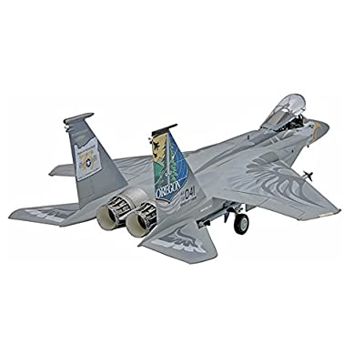 Revell F-15C Eagle Plastic Model Kit: Toys & Games