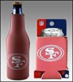 SET OF 2 SAN FRANCISCO 49ERS PINK WOMENS KOOZIE COOZIE For Sale