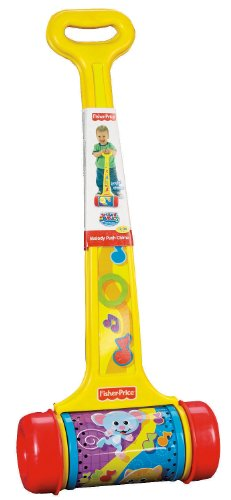 Fisher Price Brilliant Basics Melody Push Chime