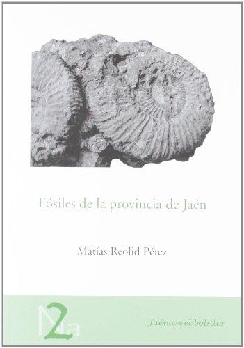Descargar Libro Fósiles De La Provincia De Jaén Matías Reolid Pérez